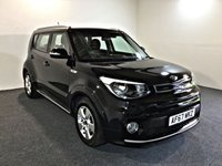USED 2018 67 KIA SOUL 1.6 1 5d 130 BHP PETROL, GENUINE LOW MILES  PETROL, LOW MILES, EXCELLENT CONDITION,