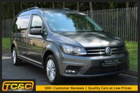 USED 2018 67 VOLKSWAGEN CADDY MAXI 2.0 C20 LIFE TDI 5d AUTO 101 BHP A LOW MILEAGE 7 SEATER CADDY IN GREAT CONDITION!!!