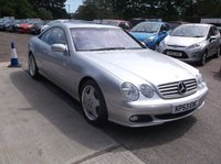 USED 2003 53 MERCEDES-BENZ CL 5.0 CL 500 2d AUTO 302 BHP A Stunning Example of a Mercedes CL500! High Spec and In Great Condition!