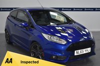 USED 2015 05 FORD FIESTA 1.6 ST-2 3d 180 BHP (ONLY 20,000 MILES)