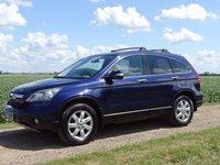 USED 2007 HONDA CR-V 2.0 I-VTEC ES 5d 148 BHP Sat Nav
