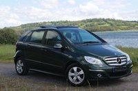 2011 MERCEDES-BENZ B CLASS 1.7 B180 BLUEEFFICIENCY SE 5d 116 BHP £6990.00