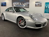 USED 2008 58 PORSCHE 911 3.8 CARRERA 2S PDK 2d AUTO 385 BHP F/S/H, LOW MILES, IMMACULATE!
