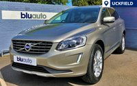USED 2015 65 VOLVO XC60 2.0 D4 SE LUX NAV 5d 188 BHP A truly immaculate vehicle with a superb specification; Rear Parking Sensors with Display, Full Leather Interior with Heated Front Seats & Electric Memory Drivers' Seat, DAB Radio, Cruise Control and Bluetooth Connectivity with Audio Streaming...