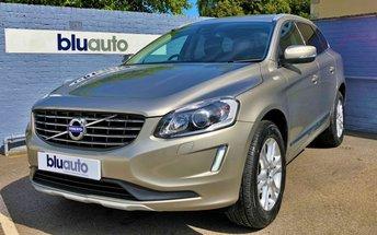 2015 VOLVO XC60 2.0 D4 SE LUX NAV 5d 188 BHP £17980.00