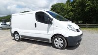 USED 2012 12 RENAULT TRAFIC 2.0 SL27 DCI S/R 1d 115 BHP £4000+VAT,,2 X KEYS, NAVIGATION SYSTEM, AIR-CONDITIONING, CAT D INSURANCE LOSS, REMOTE LOCKING, ELECTRIC WINDOWS,