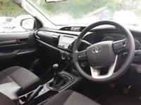USED 2018 68 TOYOTA HI-LUX 2.4 ACTIVE 4WD D-4D S/C 1d 148 BHP