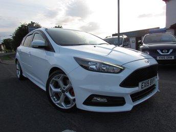 2015 FORD FOCUS 2.0 ST-2 TDCI 5d 183 BHP £11995.00