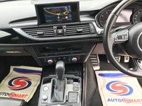 USED 2015 64 AUDI A6 2.0 TDI ULTRA BLACK EDITION 4d AUTO 188 BHP
