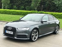 2015 AUDI A6 2.0 TDI ULTRA BLACK EDITION 4d AUTO 188 BHP £SOLD