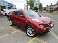 USED 2010 60 NISSAN JUKE 1.6 TEKNA 5d 117 BHP Lovely Specification & Full Service History