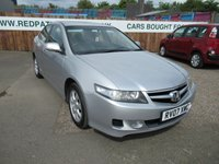 USED 2007 07 HONDA ACCORD 2.2 I-CTDI SPORT 4d 140 BHP