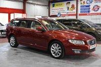 USED 2014 14 VOLVO V70 2.0 D4 SE LUX 5d AUTO 178 BHP