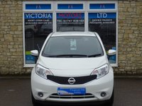 USED 2016 65 NISSAN NOTE 1.2 ACENTA DIG-S [ONLY 1,500 MILES] AUTO 5 Dr