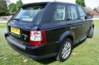 USED 2009 09 LAND ROVER RANGE ROVER SPORT 2.7 TDV6 SPORT HSE 5d AUTO 188 BHP