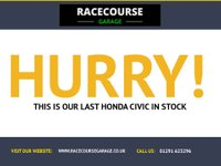 USED 2007 57 HONDA CIVIC 1.8 I-VTEC TYPE-S I-SHIFT 3d AUTO 139 BHP