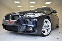 USED 2014 14 BMW 5 SERIES 520D M SPORT TOURING AUTOMATIC