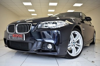 2014 BMW 5 SERIES 520D M SPORT TOURING AUTOMATIC