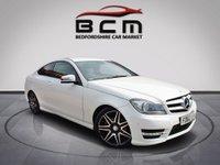 2012 MERCEDES-BENZ C CLASS 2.1 C220 CDI BLUEEFFICIENCY AMG SPORT PLUS 2d AUTO 168 BHP £9485.00