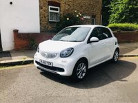 USED 2016 66 SMART FORFOUR 1.0 Passion Twinamic (s/s) 5dr 1 OWNER ONLY, £0 ROAD TAX
