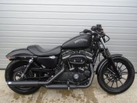 USED 2014 14 HARLEY-DAVIDSON SPORTSTER XL 883 N Iron 14 ABS