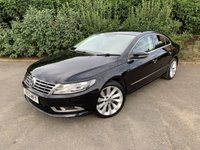 2013 VOLKSWAGEN CC 2.0 GT TDI BLUEMOTION TECHNOLOGY 4d 138 BHP £8250.00