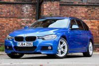 USED 2014 64 BMW 3 SERIES 2.0 320d M Sport Touring (s/s) 5dr **SOLD AWAITING COLLECTION**