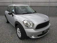 2011 MINI COUNTRYMAN 1.6 ONE D 5d 100  BHP £6995.00