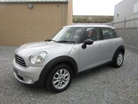 USED 2011 61 MINI COUNTRYMAN 1.6 ONE D 5d 100  BHP GREAT VALUE