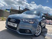 2012 AUDI A1 1.6 SPORTBACK TDI SPORT 5d 103 BHP £7390.00