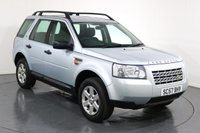 USED 2008 57 LAND ROVER FREELANDER 2.2 TD4 S 5d 159 BHP 3 OWNERS From New     FANTASTIC VALUE!!!