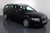 USED 2010 60 VOLVO V50 1.6 D2 ES 5d 113 BHP 10 Stamp SERVICE HISTORY, WE WILL BE REPLACING CAMBELT!!!
