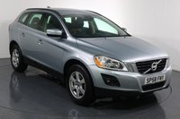 USED 2008 58 VOLVO XC60 2.4 D5 SE AWD 5d AUTO 185 BHP 8 Stamp SERVICE HISTORY