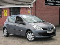2007 RENAULT CLIO 1.5 DCI EXPRESSION (LOW MILEAGE+£30 TAX) 5dr £2490.00