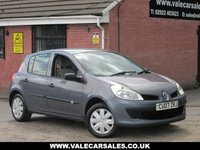 2007 RENAULT CLIO 1.5 DCI EXPRESSION (LOW MILEAGE+£30 TAX) 5dr £2290.00