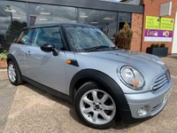 2010 MINI HATCH COOPER 1.6 COOPER 3d 122 BHP £4675.00