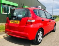 USED 2012 62 HONDA JAZZ 1.2 I-VTEC S AC 5 DOOR HATCH, with low miles and full service history