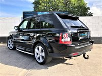 USED 2010 59 LAND ROVER RANGE ROVER SPORT 5.0 V8 HSE 5d AUTO 510 BHP