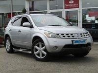 2009 NISSAN MURANO 3.5 V6 5d AUTO 231 BHP £3795.00