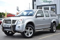 2008 ISUZU RODEO 2.5 RODEO DENVER MAX LE TD LWB D/C 1d 135 BHP.NO VAT ON THIS VEHICLE £7495.00