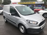 2015 FORD TRANSIT COURIER 1.5 BASE TDCI  2 DOOR 74 BHP IN SILVER WITH 65600 MILES AND A FULL SERVICE HISTORY IN IMMACULATE CONDITION(£5999 PLUS VAT)  £5999.00