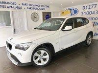 2012 BMW X1 2.0 SDRIVE20D EFFICIENTDYNAMICS 5d 161 BHP £7295.00