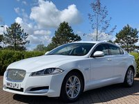 2012 JAGUAR XF 2.2 D LUXURY 4d AUTO 190 BHP £SOLD