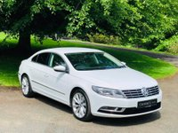 2016 VOLKSWAGEN CC 2.0 GT TDI BLUEMOTION TECHNOLOGY 4d 148 BHP £10995.00