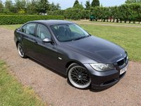 2007 BMW 3 SERIES 2.0 318D SE 4d 121 BHP FSH Tidy Example BBS RM Style Alloys £2495.00