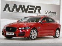 USED 2015 15 JAGUAR XE 2.0 PRESTIGE 4d AUTO 178 BHP