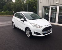 USED 2015 15 FORD FIESTA 1.25 ZETEC THIS VEHICLE IS AT SITE 2 - TO VIEW CALL US ON 01903 323333