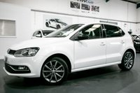 USED 2016 16 VOLKSWAGEN POLO 1.0 SE DESIGN 5d 60 BHP