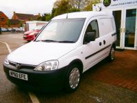 USED 2011 60 VAUXHALL COMBO 1.3 CDTi 16v 2000 Panel Van 3dr ONE OWNER