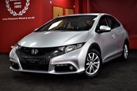 USED 2014 14 HONDA CIVIC 1.8 I-VTEC ES 5d 140 BHP